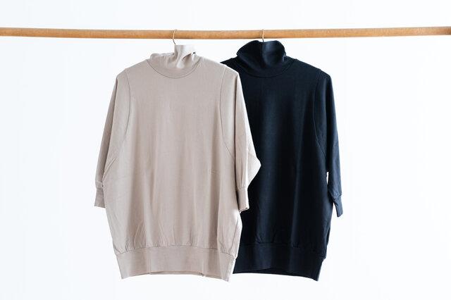カラーは柔らかな色合いの「ベージュ」と、万能カラー「ブラック」の2色を取り揃えました。