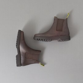 """Tuffa Boots オイルヌバックレザーサイドゴアブーツ""""CLYDESDALE"""" clydesdale-tr"""
