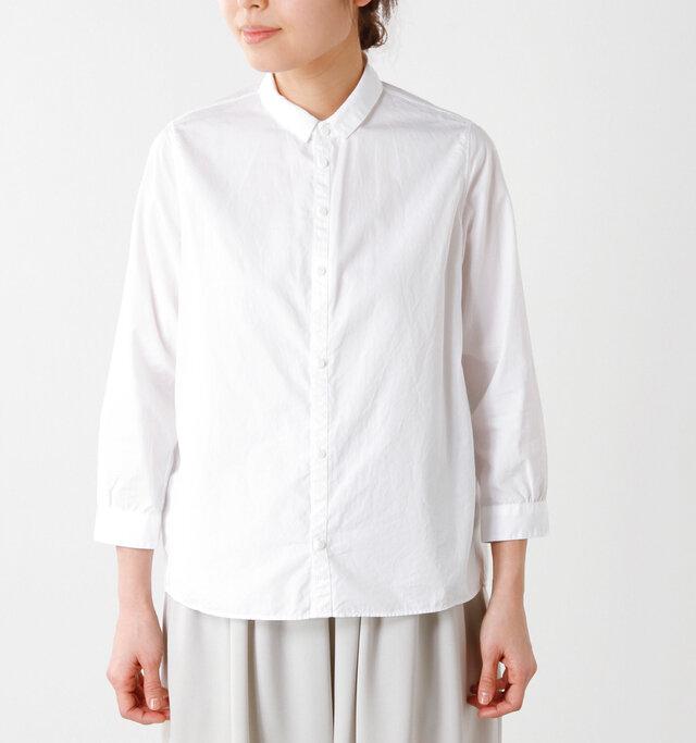 model yama:167cm / 49kg color : white / size : 38