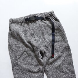 GRAMICCI|BONDING KINT FLEECE W's SLIM PANTS W'sフリーススリムパンツ