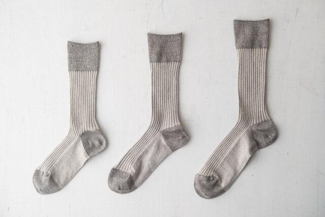 左からS:22~24cm、M:24~26cm、L:26~28cm