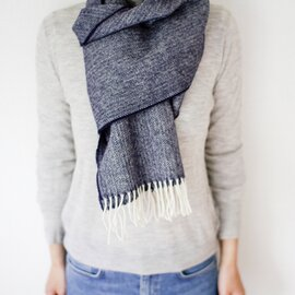 Donegal Weavers|Supersoft Lambswool Scarf