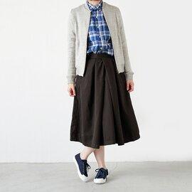Brocante│フランセーズタック入りスカート 37-093t-so