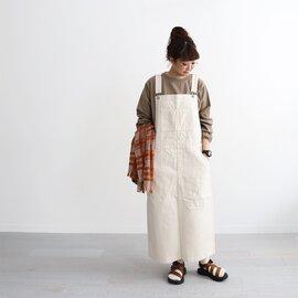 Goodwear|【saro別注】 リブ付き長袖Tee - Special Order