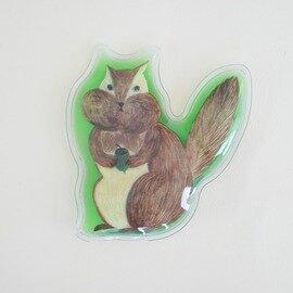 松尾ミユキ|動物 お弁当箱/保冷剤