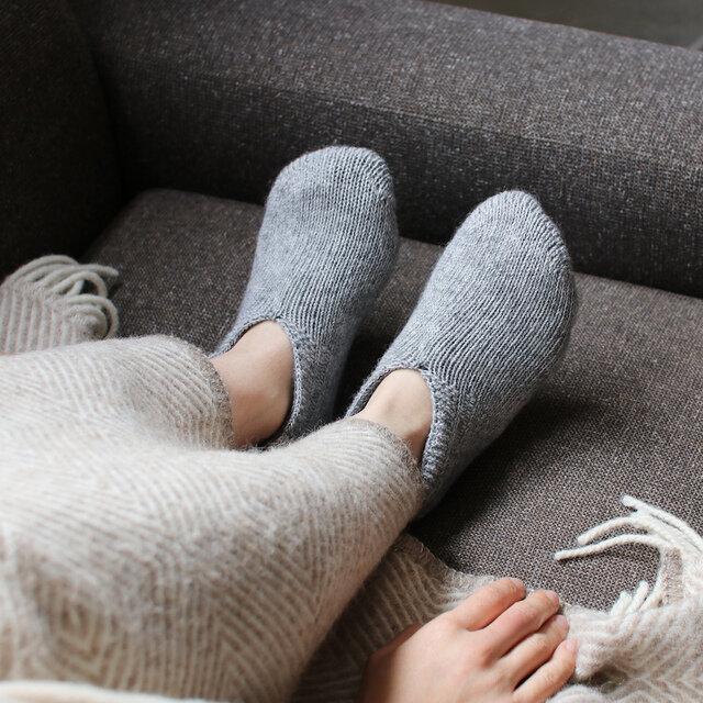 着用カラー Charcoal Gray(※リバーシブルで着用)、着用サイズ ladies'