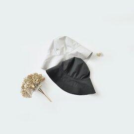 "mature ha. ラミーコットンステッチハット""stitch hat"" mas21-12-rf"