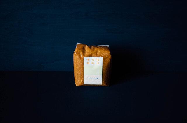 酢屋茂 信州立科味噌