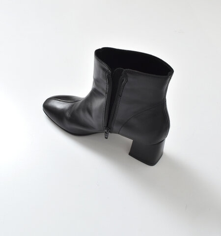 Stilmoda|レザーショートブーツ 2108-pelle-yn