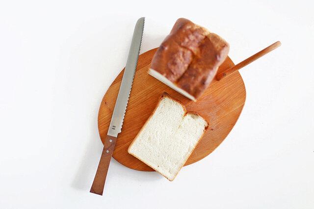 志津刃物製作所|morinoki パン切りナイフ