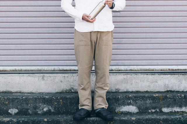 チノ / L 着用、モデル身長:172cm