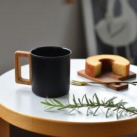 GLOCAL STANDARD PRODUCTS|TSUBAMEシリーズ 琺瑯製マグカップ
