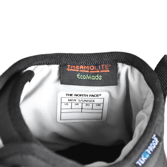 アッパーの内部にはサーモライト®インサレーションを採用し、汗を効果的に蒸発させながらも体温を逃さず、優れた保温性で快適なあたたかさをコントロールします。耐用性に優れており、軽量で履き心地もバツグン!
