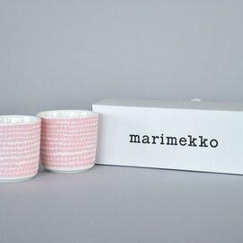 marimekko|SIIRTOLAPUUTARHA(RASYMATTO)マグカップ/ラテマグ