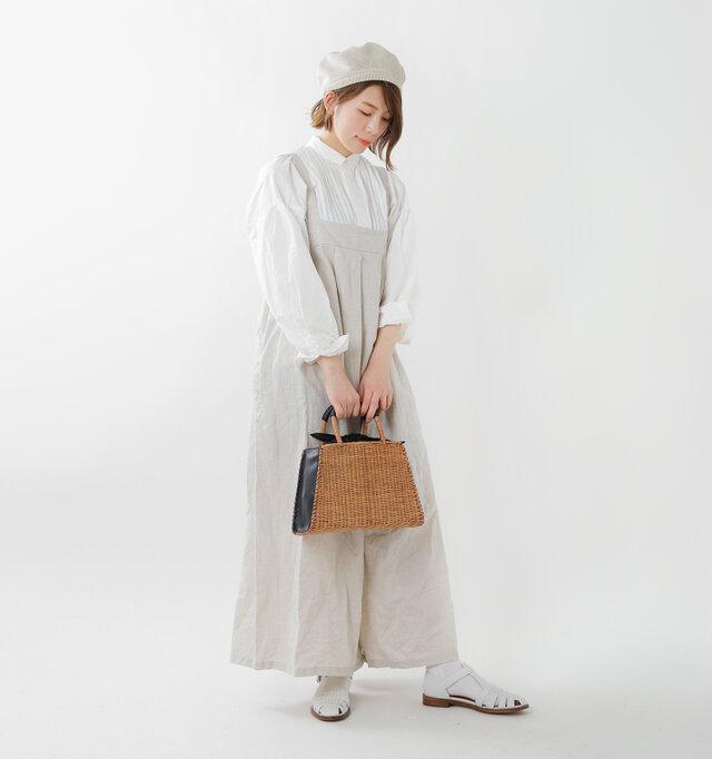 model mei:165cm / 50kg color : caramel×black / size : F