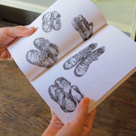 ループ舎|NAOT BOOK 1 地球に靴で乗る【ゆうパケット対応】