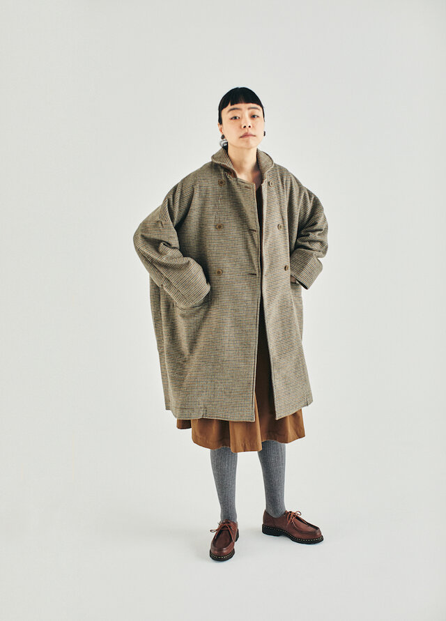 2019AW LOOK BOOK より