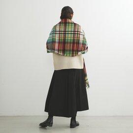 Traditional Weatherwear STOLE WOOL GRADATION ストール ダブル グレード