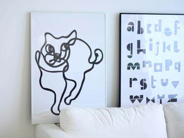 cortina|ポスターフレーム 50×70cm