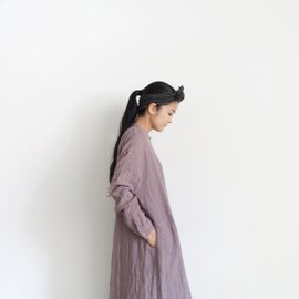 ichi Antiquités|Linen Voile Henly Dress
