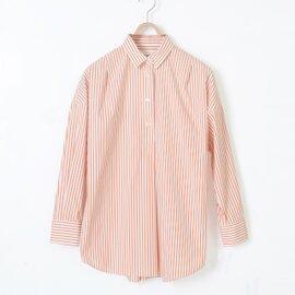 yangany|レギュラーカラープルオーバーシャツ・F-5502 ヤンガニー