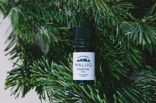 NALUQ|ナルークエッセンシャルオイル北海道モミ