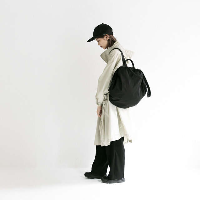 model:165cm  Bagsize:H48 ×W48 cm