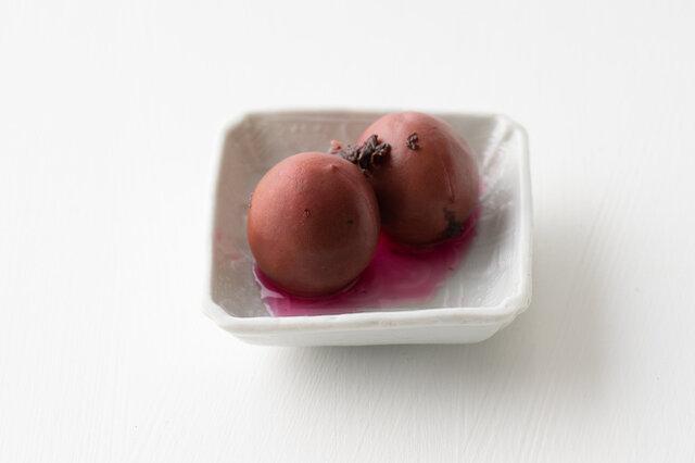 梅と紫蘇の風味が食卓を彩ります