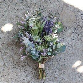 ex.│Fragrant Dried Flower Bouquet 香るドライブーケ