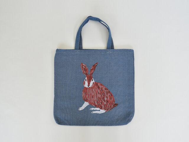 [rabbit ブルー]