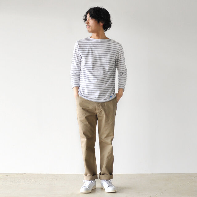 モデル:173cm / 58kg