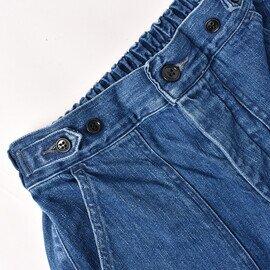ORDINARY FITS|ジェームス パンツ JAMES PANTS ワイドシルエット デニム イージーパンツ ボトムス OF-P045 オーディナリーフィッツ