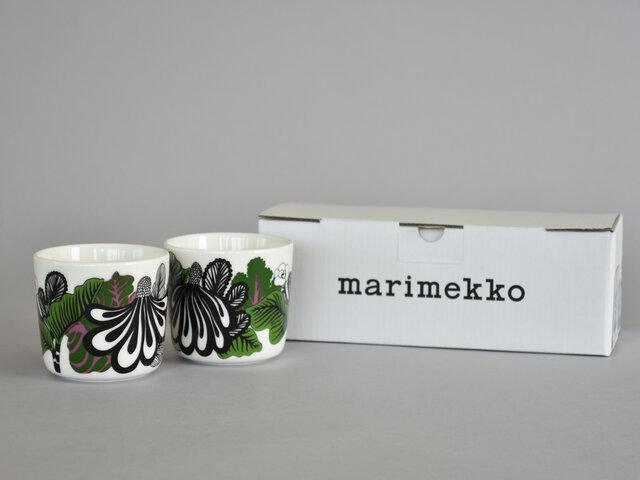 ラテマグは、偶数個ご購入いただけますと、marimekkoのギフトボックスに入れてお届けいたします。