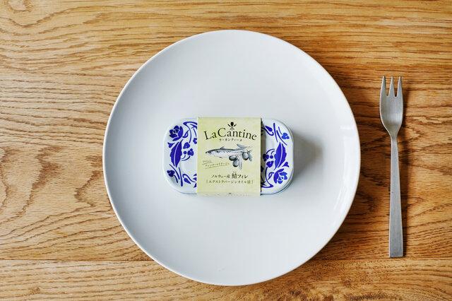ラ・カンティーヌの缶詰でお料理がもっと楽しくなる!