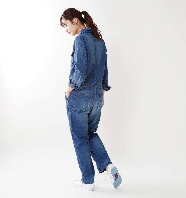 model kanae:167cm / 48kg color : used / size : 01
