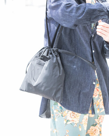 formuniform|Drawstring Bag with Strap
