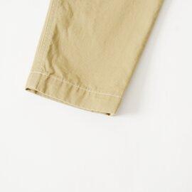 orSlow|オアスロウ BILLY JEAN ビリージーン テーパードチノパンツ・00-5560
