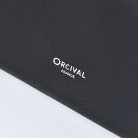 ORCIVAL|PVCキャンバスヨコ型トートバッグ rc-7242cpv-tr