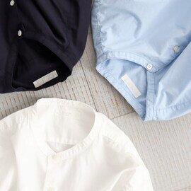 HATSKI 8 Stitch Band Collar Shirt HTK-21007