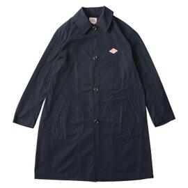 DANTON|DOUBLE CLOTH COAT ダブルクロスステンカラーコート・JD-8912PDF・JD-916PDF ダントン