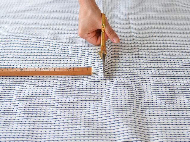 小物作りにも、カーテンなどの大きなものにも、どんなものにも使いやすいですよ。