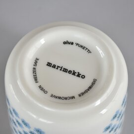 marimekko|PUKETTI ラテマグ/マグカップ