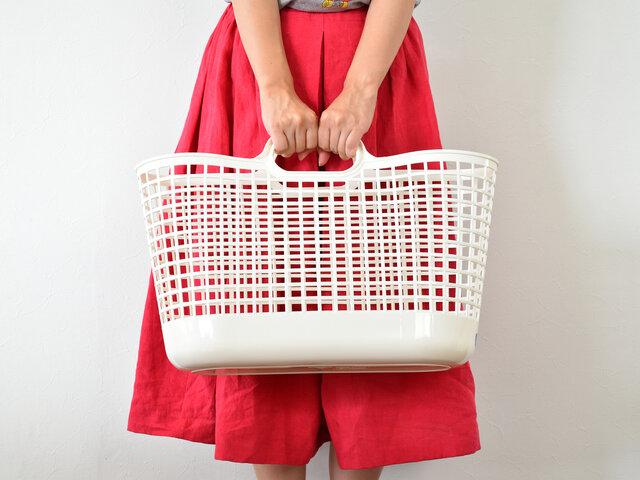 タオル類、デリケート衣類、色柄物…など複数個使いする際にぴったり。一人暮らしの方にもおすすめサイズです。