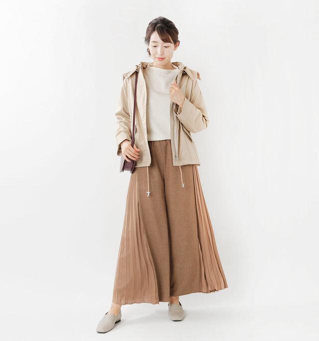 model mizuki:168cm / 50kg color : gray / size : 38(約24.0cm)