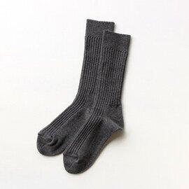 LUCKY SOCKS|Smooth Rib Socks / スムースリブソックス