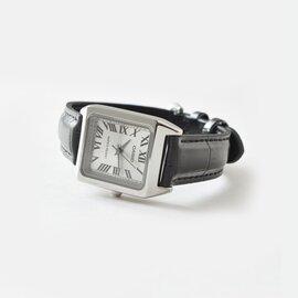CASIO|スクエアケースレザーベルト腕時計 ltp-v007l-1b-7b-9b-rf