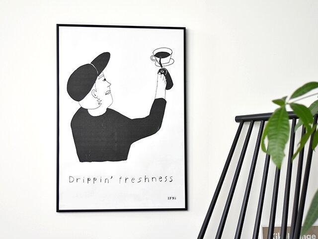 cortina|ポスターフレーム A2