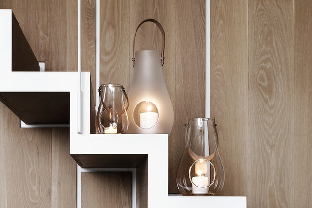 Holmegaard|ランタン DESIGN WITH LIGHT