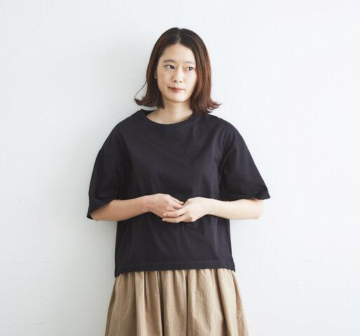 Cion|コットンハーフスリーブTシャツ・19-04201