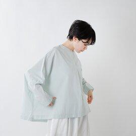 Gauze# コットンパジャマブラウス g596-yn【21ss】